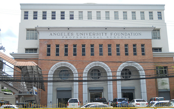 MBBS in Angeles University Foundation